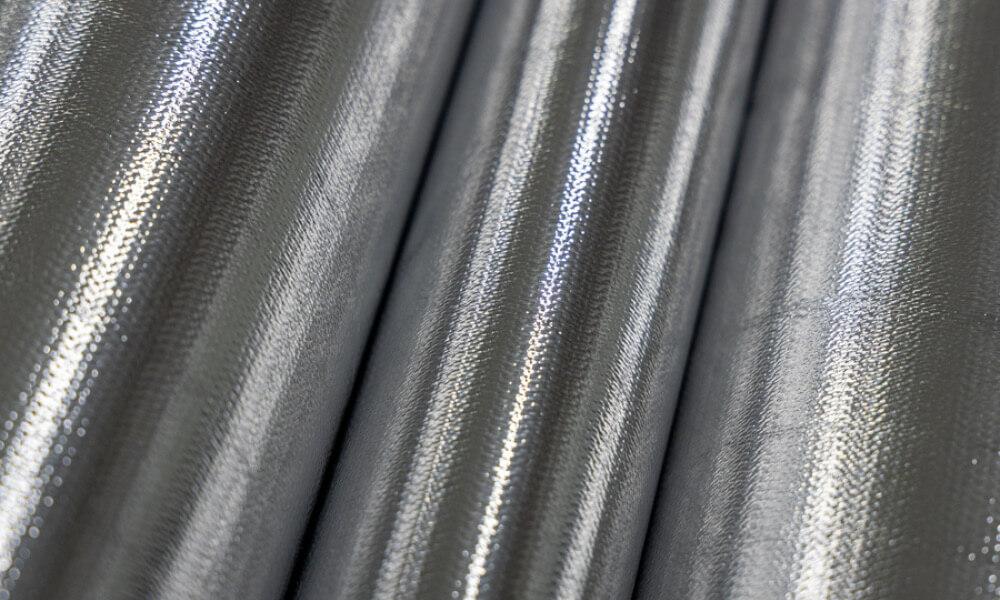 Texpro Alumiinipintaiset lasikuitukankaat