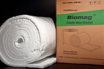 Texpro Oy Biomag kuumankestävä eristevilla